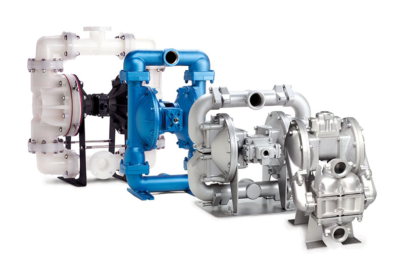 Air-Operated Double Diaphragm (AODD) Pumps