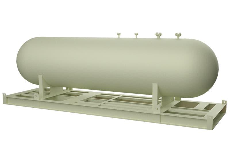 Pressurized Bullet Tanks