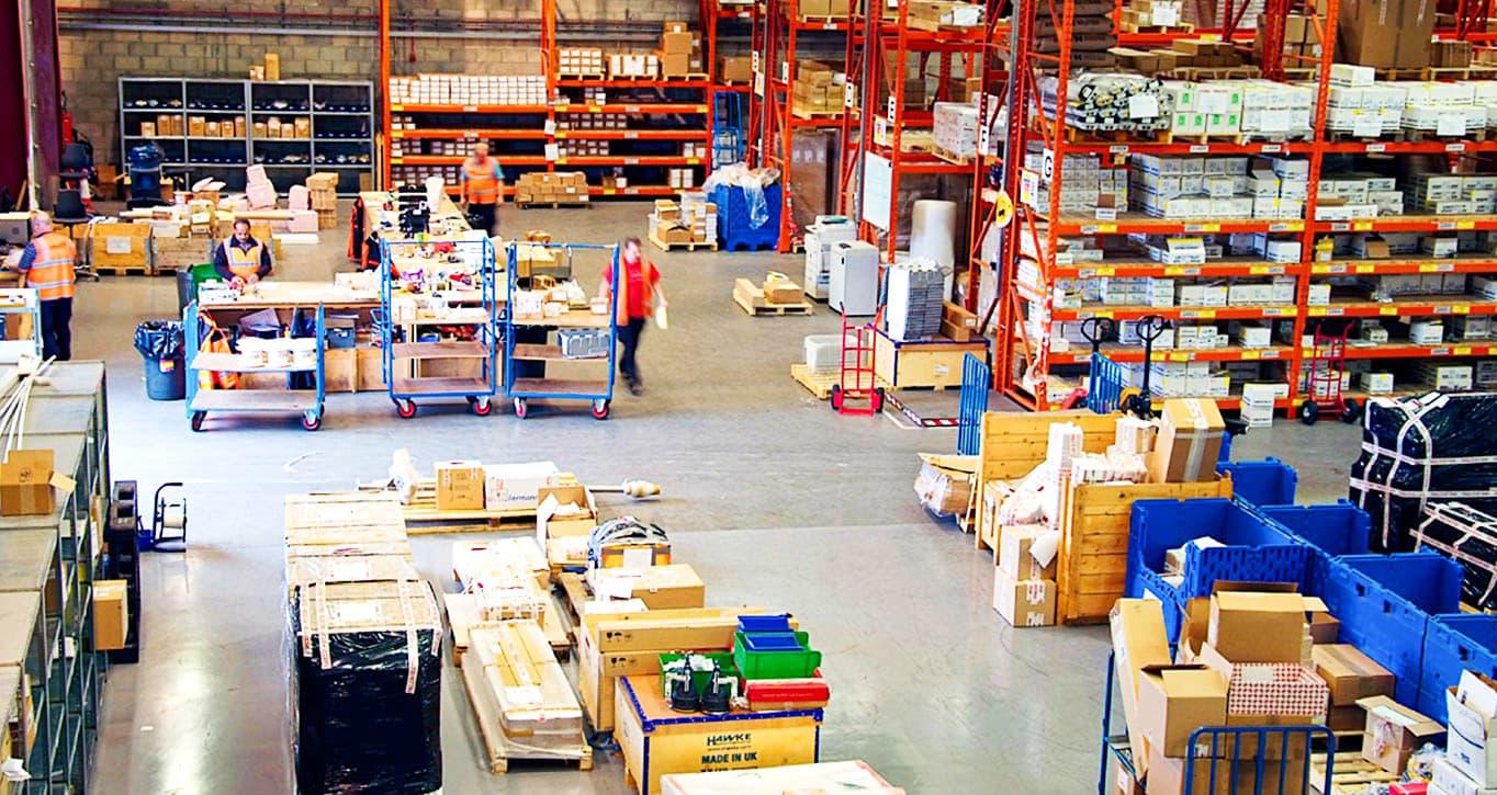 Aberdeen Peterseat Warehouse