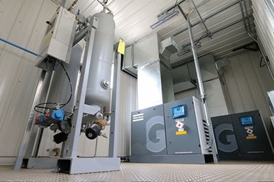 Air Compressors & Dryers