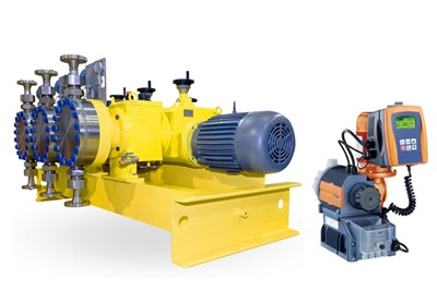 Chemical Dosing & Metering Pumps