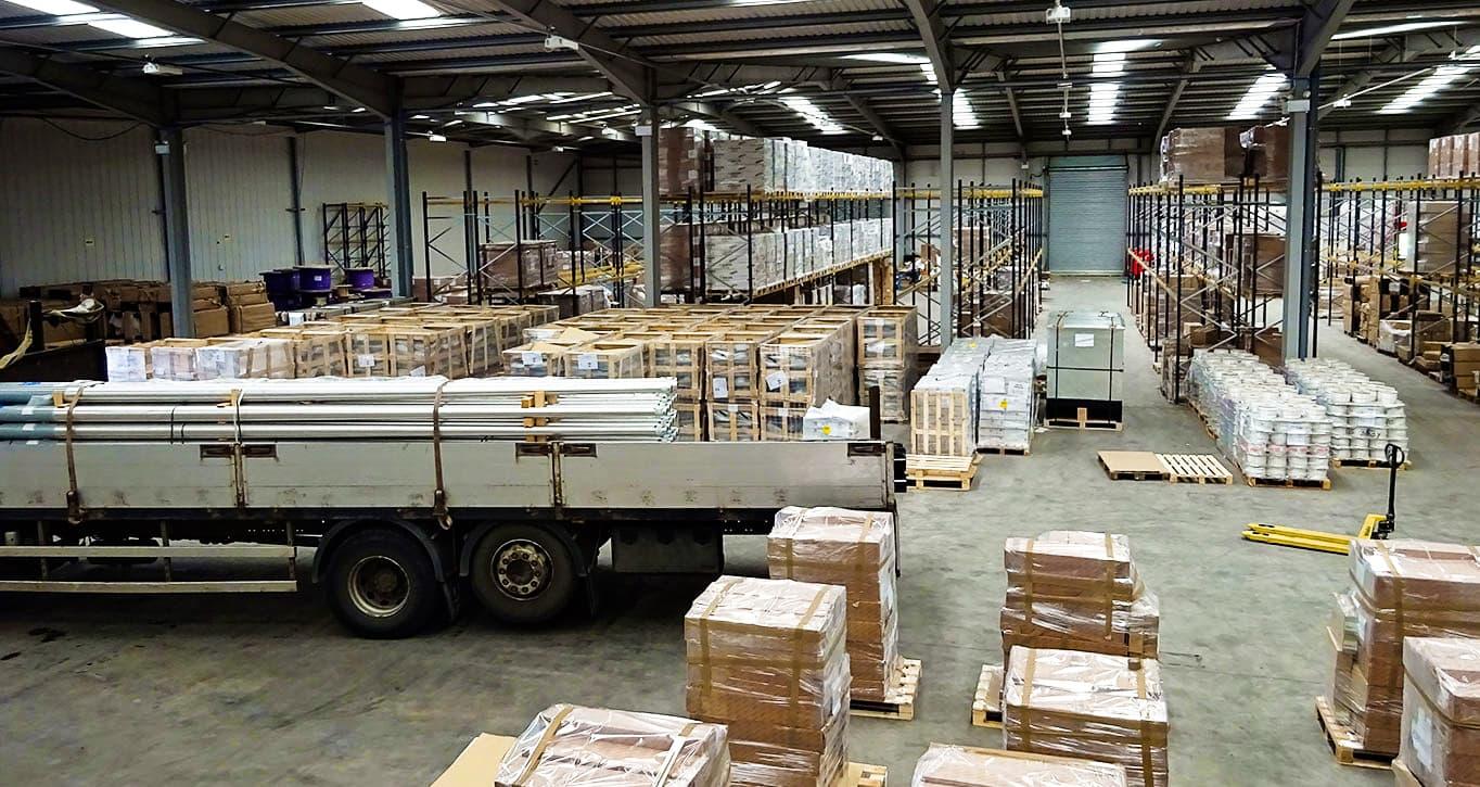 Cumbernauld Warehouse