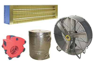 Heating, Ventilation & Air Conditioning (HVAC)