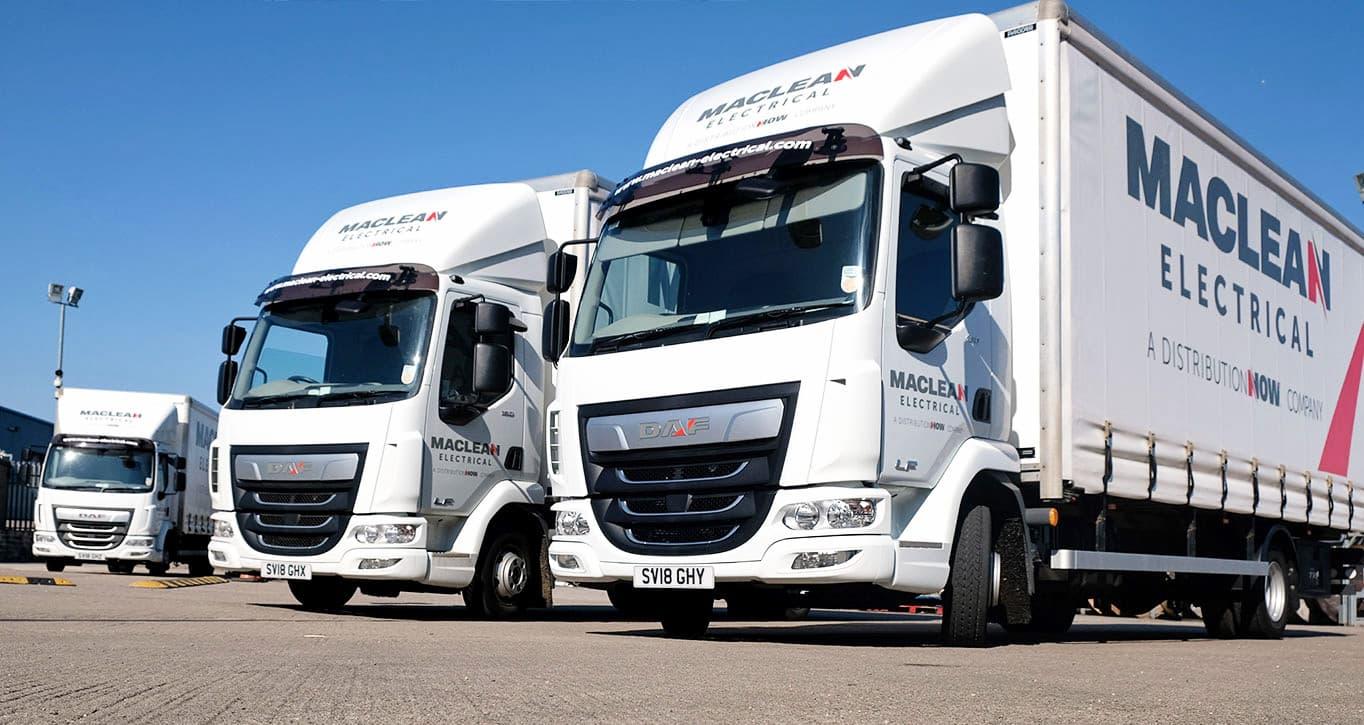 MacLean trucks