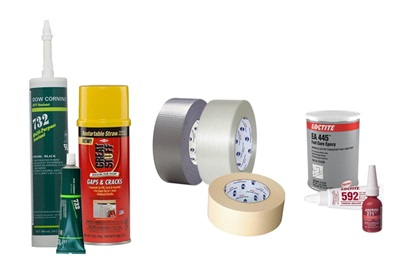 Tape, Adhesives & Sealants