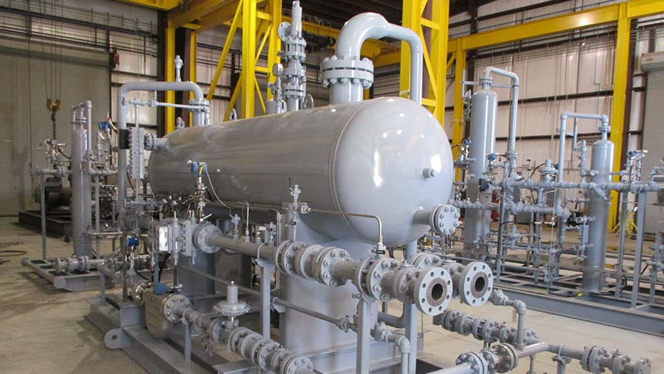 Process Solutions Tomball Separators