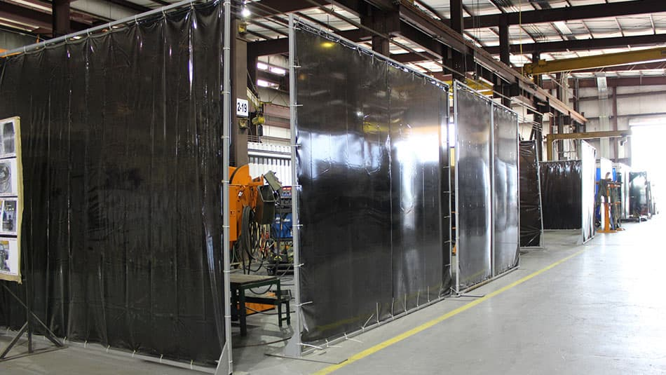 Process Solutions Tomball Welding Bays