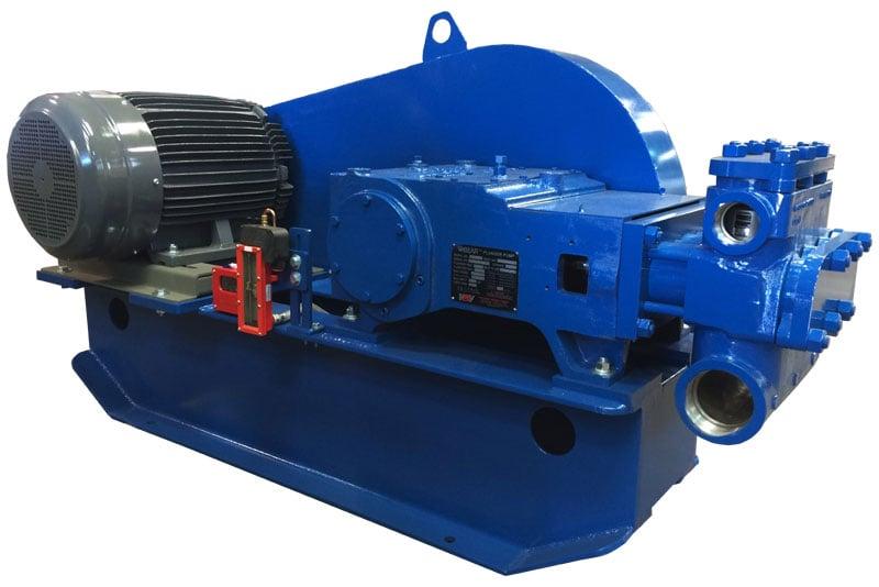 Multiplex Reciprocating Plunger & Piston Pumps
