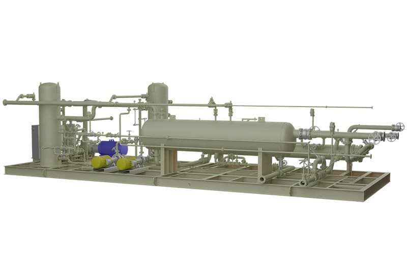 Condensate Stabilizers