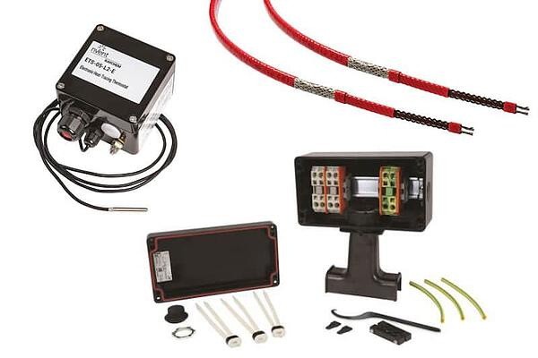Heatrace Cable and Accessories
