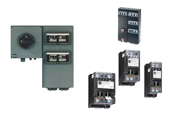 Switchgear and distribution boards
