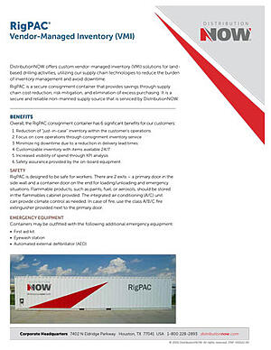 RigPAC Vendor-Managed Inventory Flyer_thumb