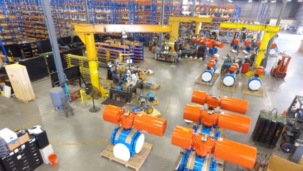 Anadarko-Valves-Shipment-Build