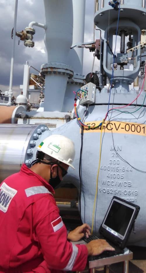 DNOW-evaulating-actuated-valve