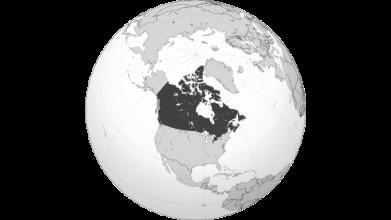 Canada-globe