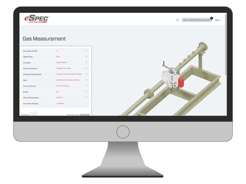 eSpec_design_product_gas_measurement