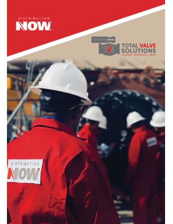 DNOW Total Valve Solutions Middle East Brochure