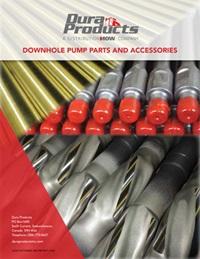 Dura Products Downhole Pump Catalogue
