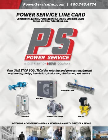 Power Service Line Card