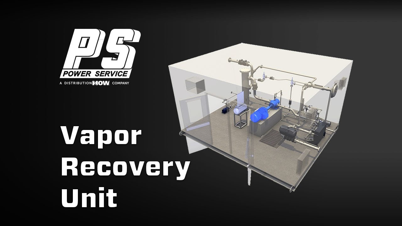 Power Service Vapor Recovery Unit Video
