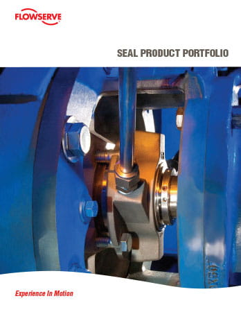 Flowserve Mechanical Seals Product Portfolio