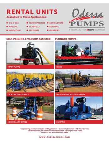 Odessa Pumps Rental Pump Units Flyer
