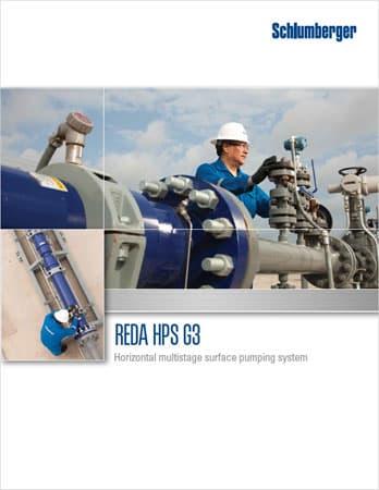 Schlumberger REDA HPS G3 Brochure