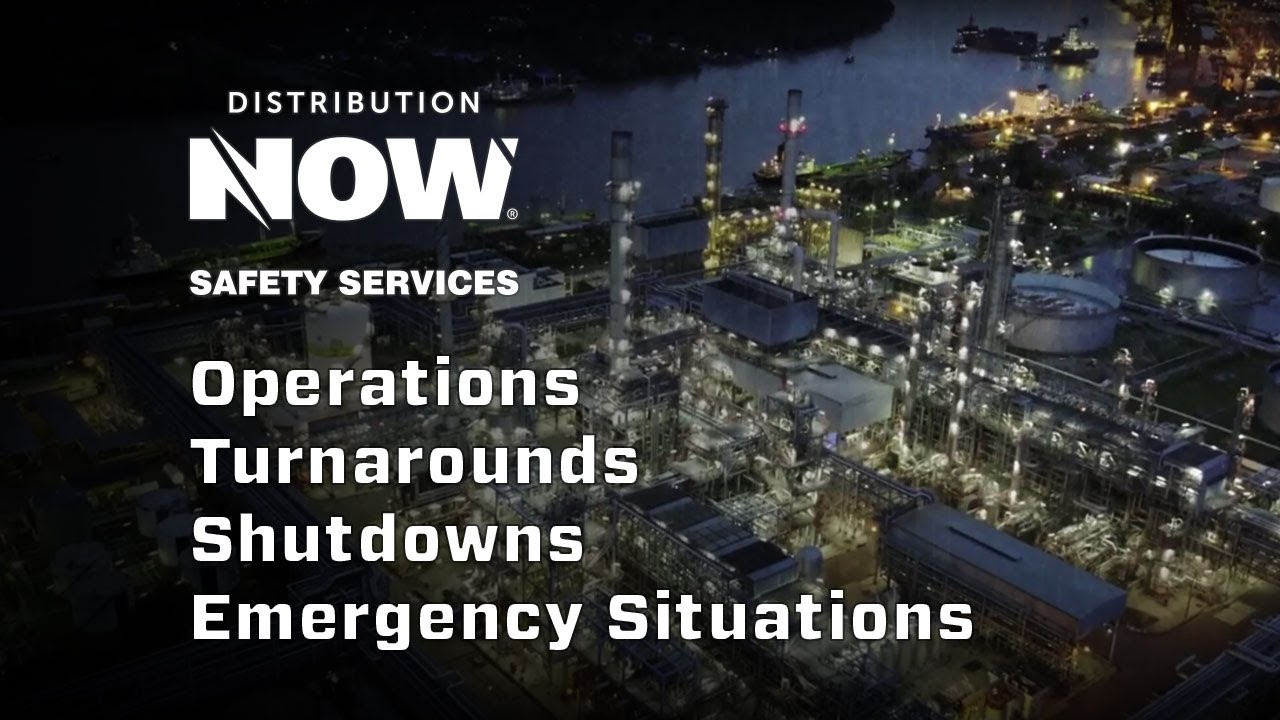DNOW Safety Services Overview Video